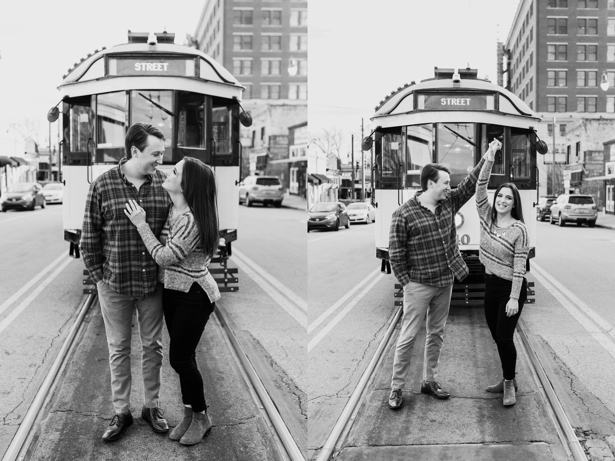 Downtown Memphis Engagement Session_0007.jpg