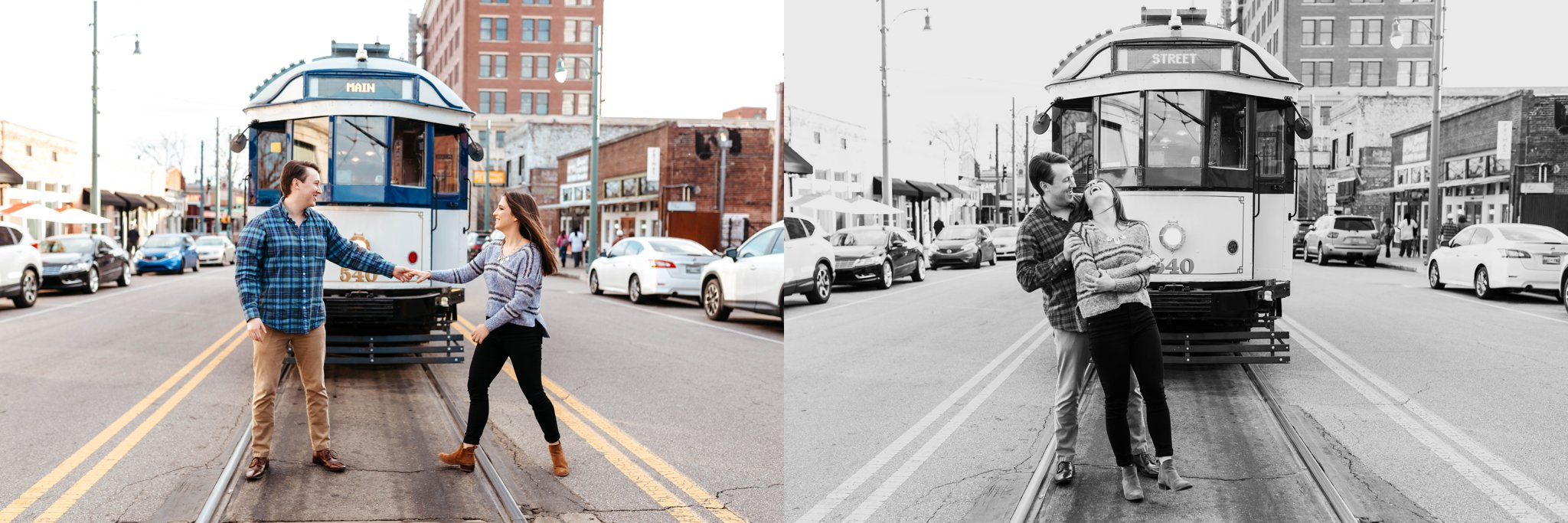 Downtown Memphis Engagement Session_0008.jpg